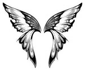 300x247 Butterfly Wings Drawings