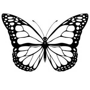 300x300 Monarch Butterfly Wings Coloring Page