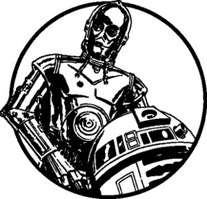 300x288 Star Wars Decal