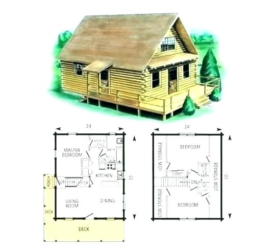 537x489 small log cabin floor plans log cabin tiny house fresh log cabin