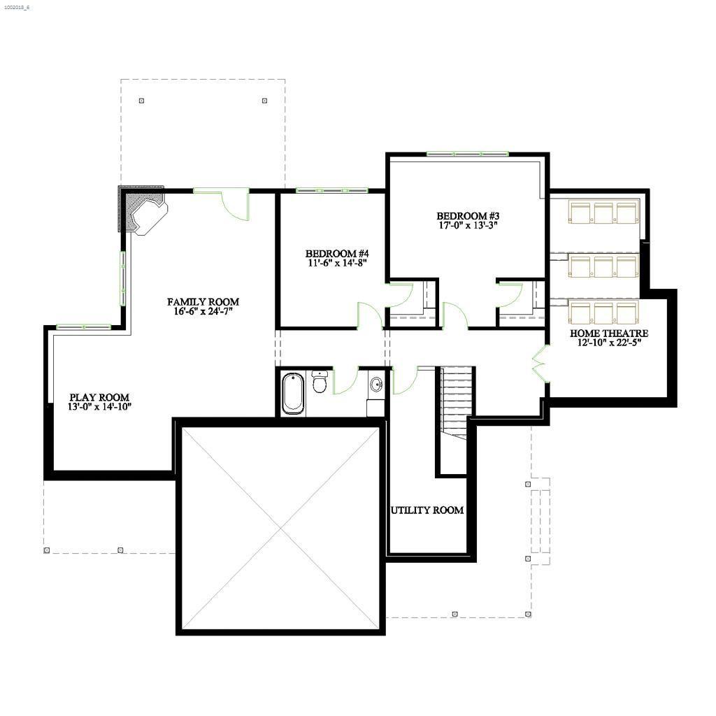 1024x1024 Kent Ca Canada Home Plans