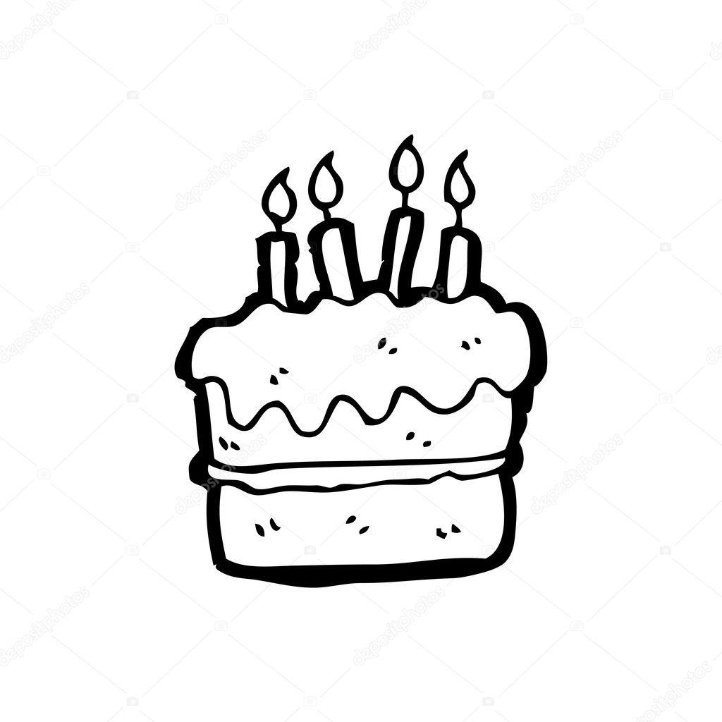 1024x1024 cartoon cake drawing and cake cartoon drawing birthday cake