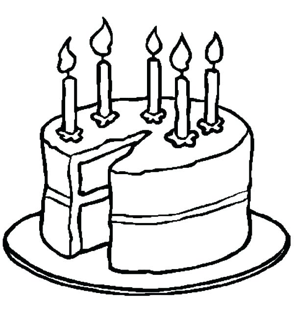600x646 drawing a cake drawing cake drawing cake pictures