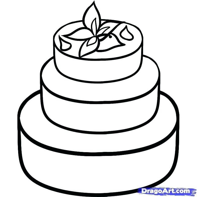 782x782 wedding cake drawings how draw a cake wedding cake drawing images
