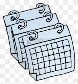 320x343 Collection Of Calendar Drawing Png
