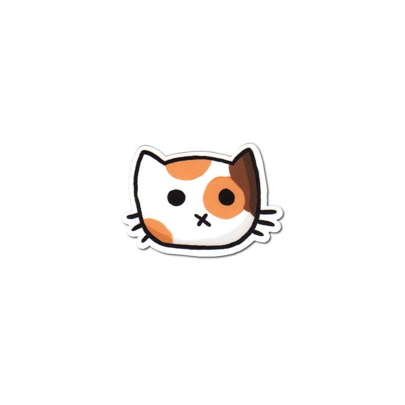 794x794 calico cat sticker phone sticker cat laptop sticker car etsy