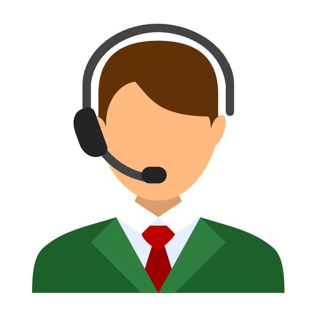 640x640 kissclipart call center vector png clipart call centre custome