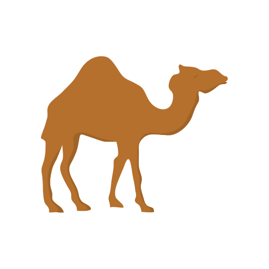 550x550 camels drawing vintage huge freebie! download for powerpoint