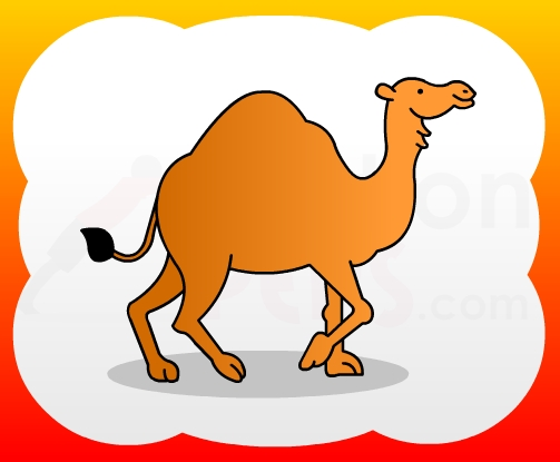 Camel Drawing For Kids   Free download on ClipArtMag
