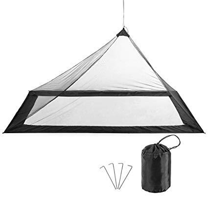 425x425 lixada mosquito net bugs bee repellent mesh net