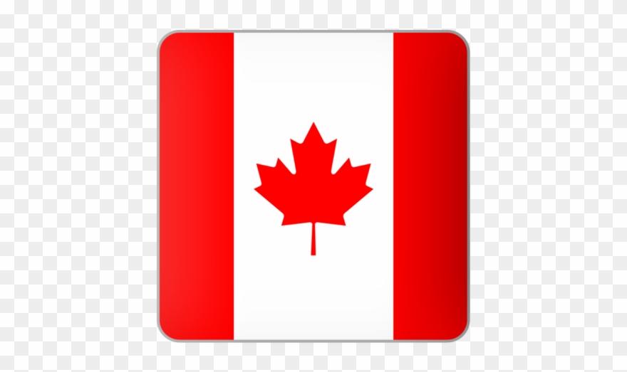 880x523 Square Icon Ilration Of Flag Canada