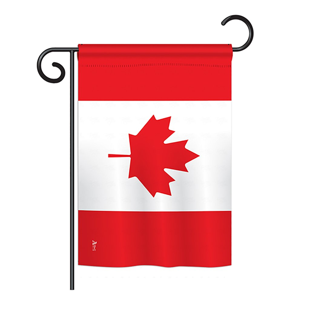 1024x1024 Value Canada Flags Pictures Drawing Flag Colorful Canadian National