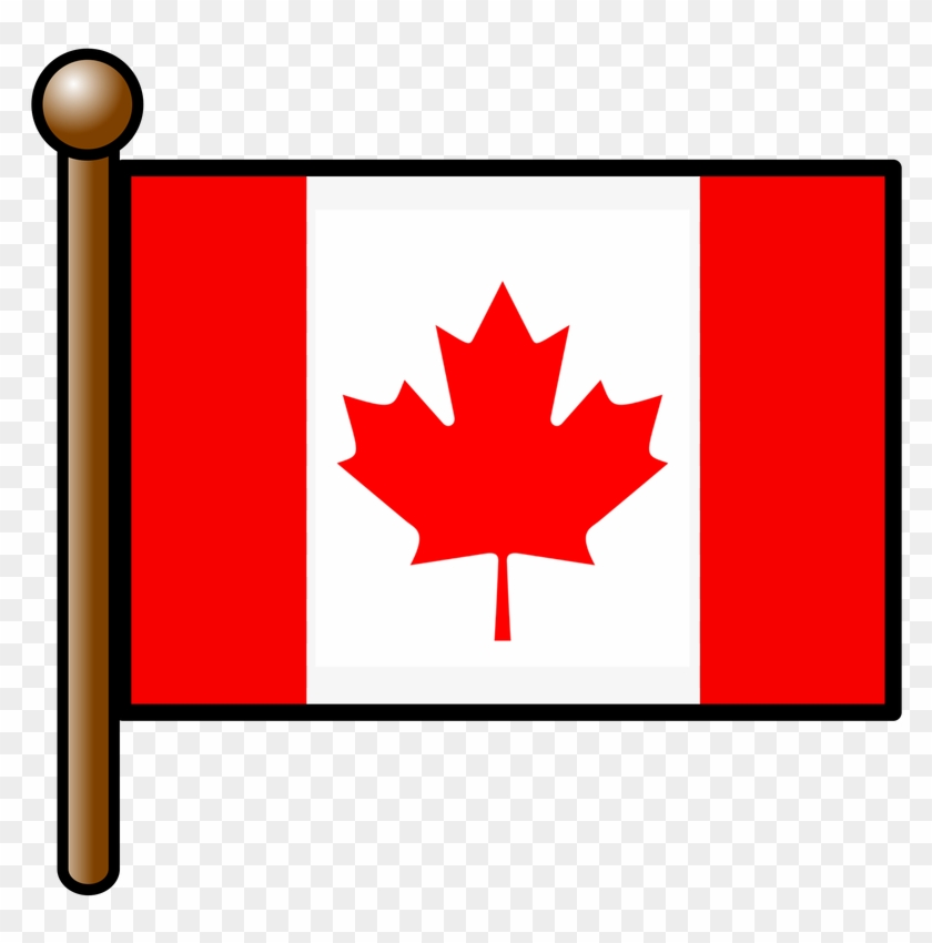 840x850 Canadian Flag