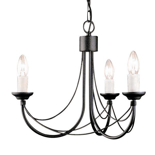 600x600 Carisbrooke Light Chandelier