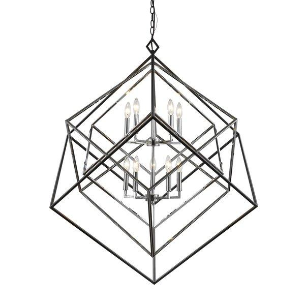 600x600 Shop Avery Home Lighting Euclid Light Chandelier