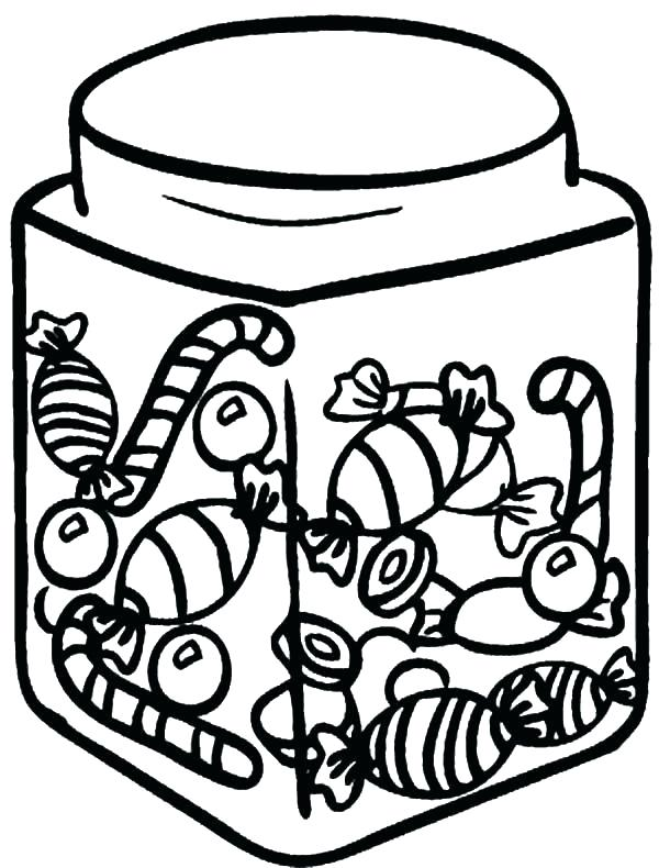 600x790 Candy Bar Coloring Pages Chocolate
