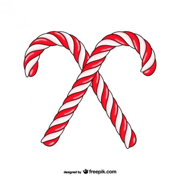 600x600 christmas candy canes drawing free vectors free vectors ui