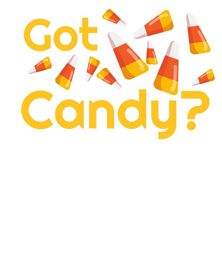 750x900 Halloween Candy Corn Got Candy Drawing
