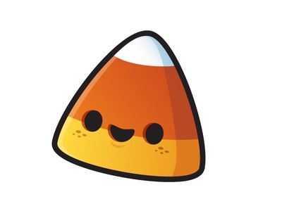 400x300 candy corn my artwork candy drawing, candy logo, candy