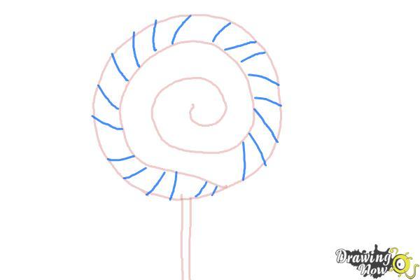 600x400 How To Draw A Lollipop