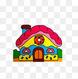 260x261 Candy House Drawing Png, Vectors, And Clipart For Free