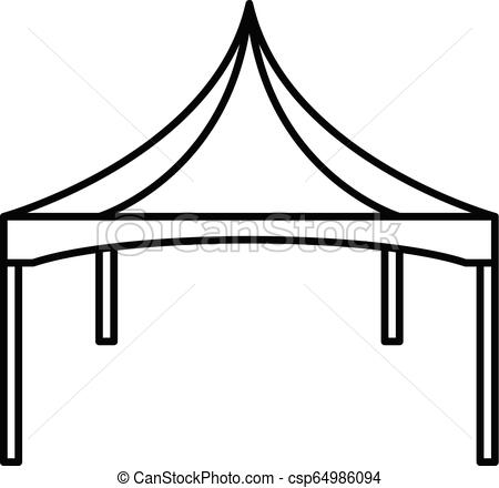 450x440 commercial pop up tent illustrations and clip art commercial