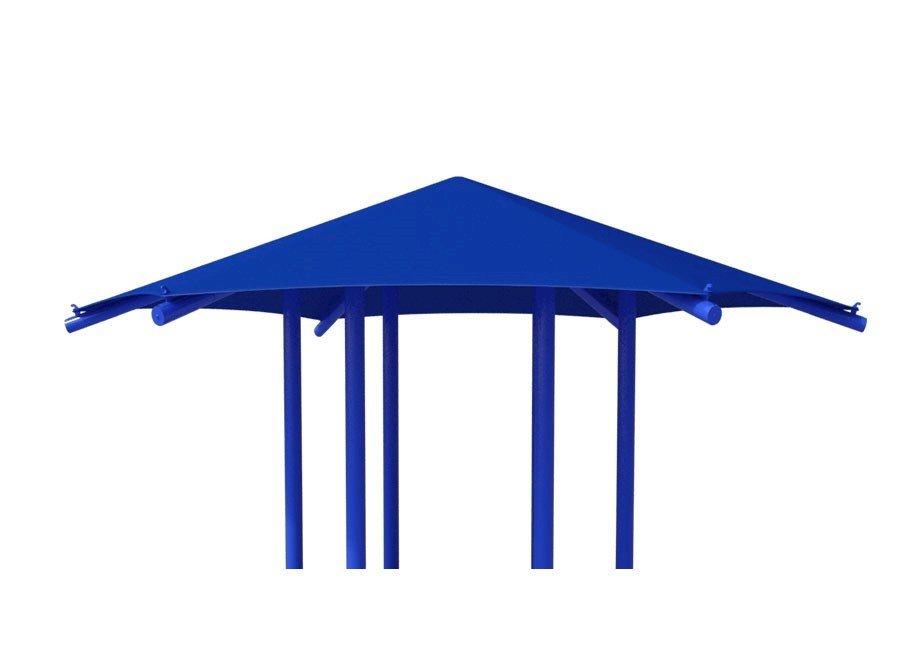 900x648 Custom Modular Shade Structure For Playground Equipment