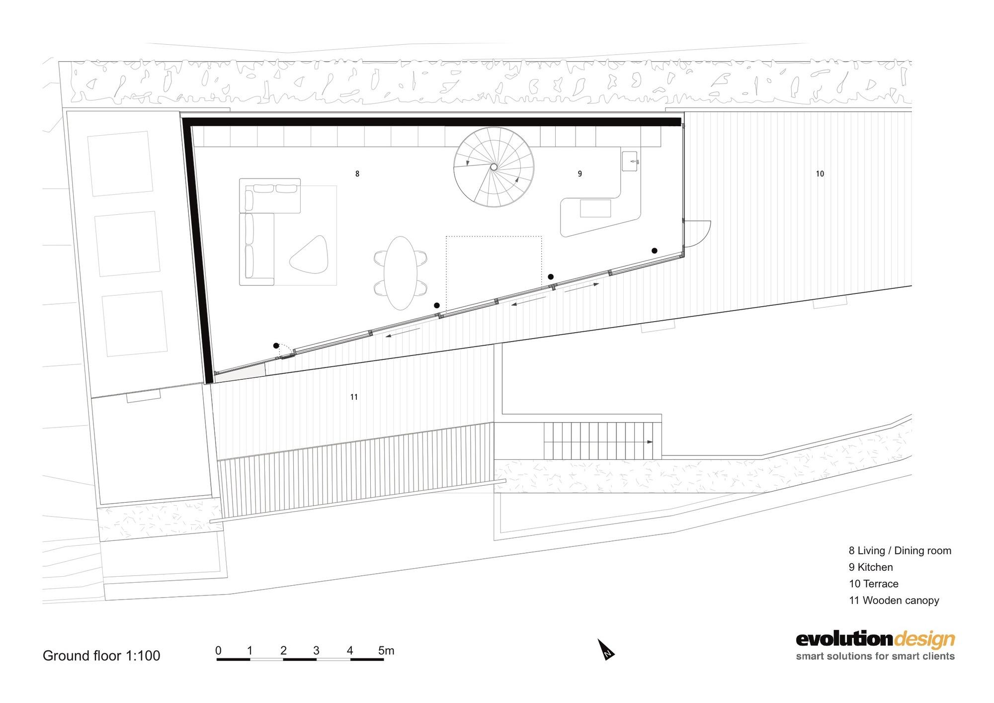 2000x1414 Gallery Of Flexhouse Evolution Design