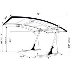 236x236 Best Car Canopy Images Canopies, Car Canopy, Architectural