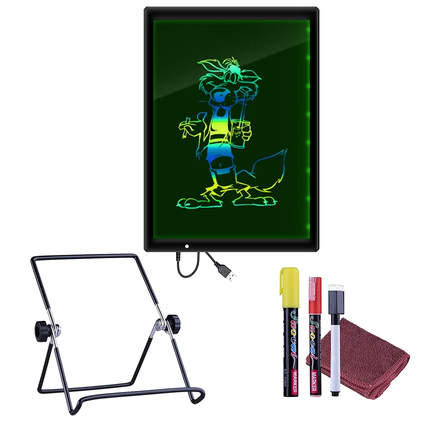1500x1500 led message board, m way in led message writing and drawing