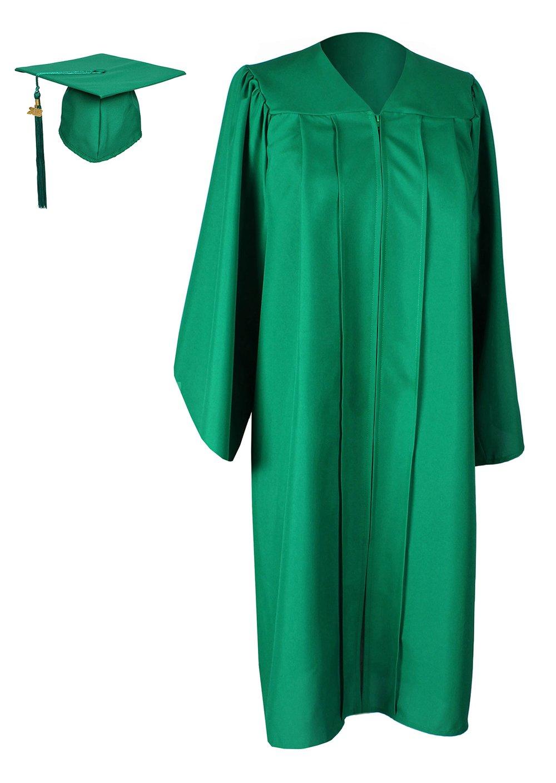 1000x1408 Graduationforyou Matte Graduation Gown Cap Tassel