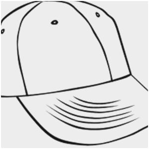 300x300 Baseball Hat Coloring