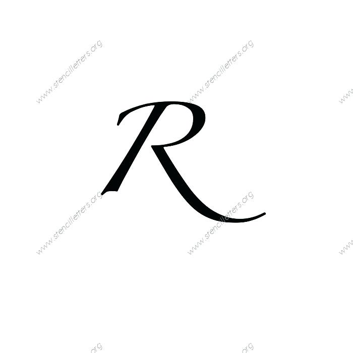 700x700 how to write capital r in cursive how to write the letter r