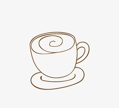406x370 hand painted cappuccino, hand painted, cappuccino, coffee png