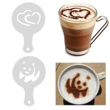 220x220 popular coffee foam art buy cheap coffee foam art lots from china