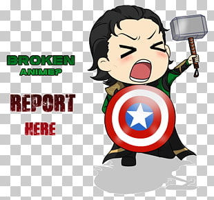 310x290 loki captain america iron man chibi drawing, loki png clipart