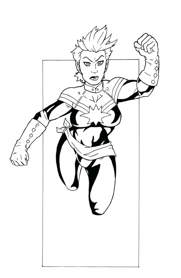 585x900 captain marvel coloring pages marvel captain america coloring
