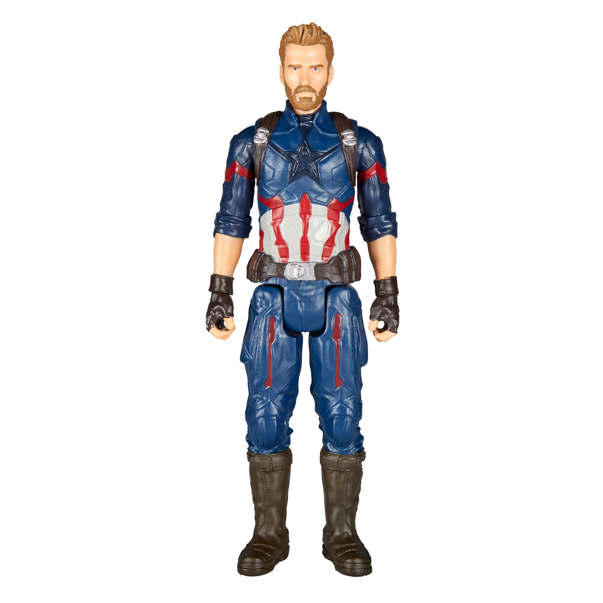 2000x2000 Marvel Avengers Infinity War Power Fx Captain America