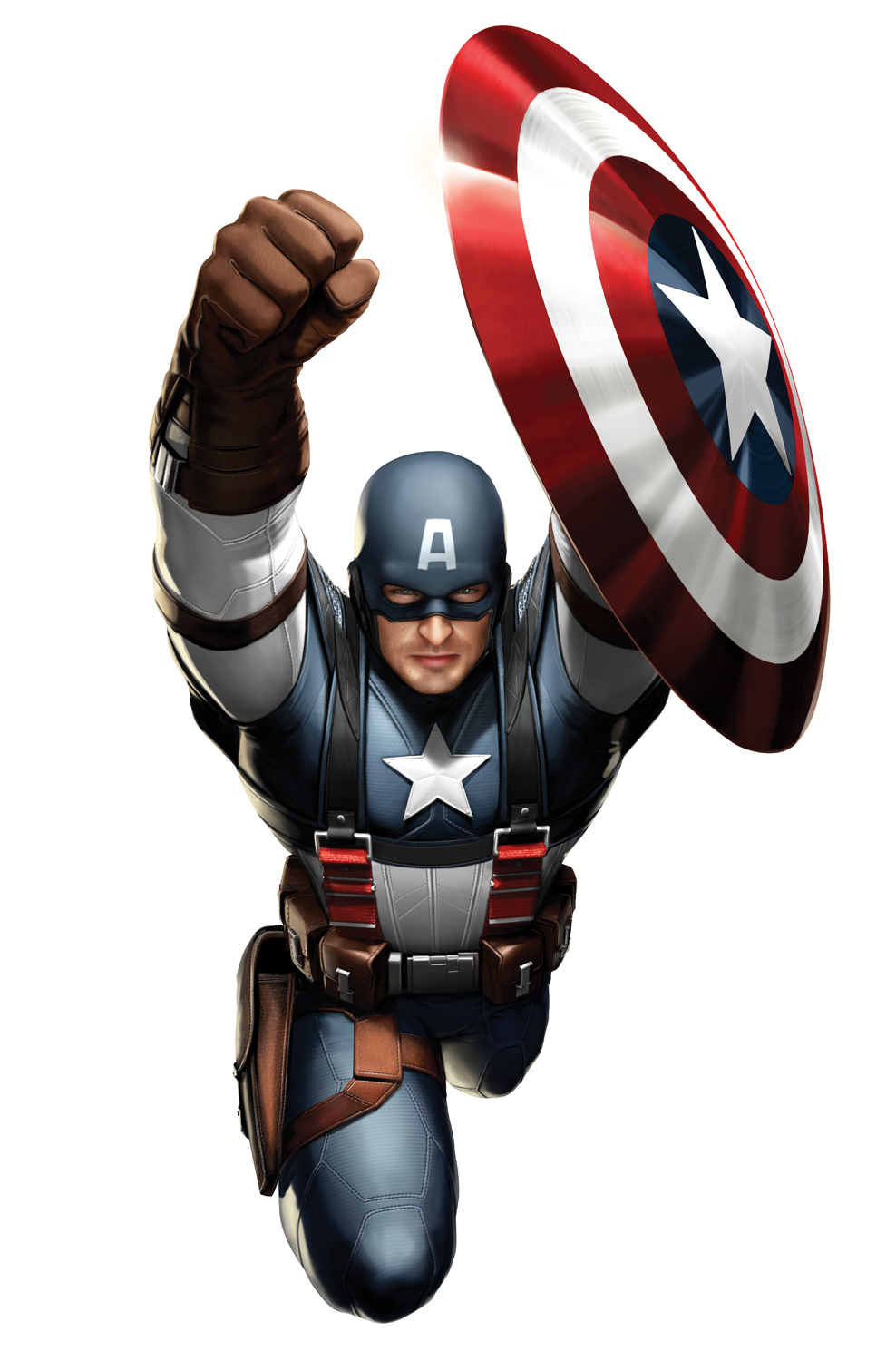 988x1500 Update W Confirmation!! This Is Captain America The First