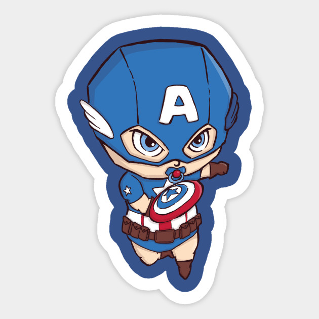 630x630 Captain America, The First Avenger!
