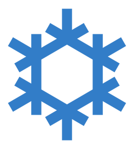 271x300 Vector Drawing Of Blue Air Conditioning