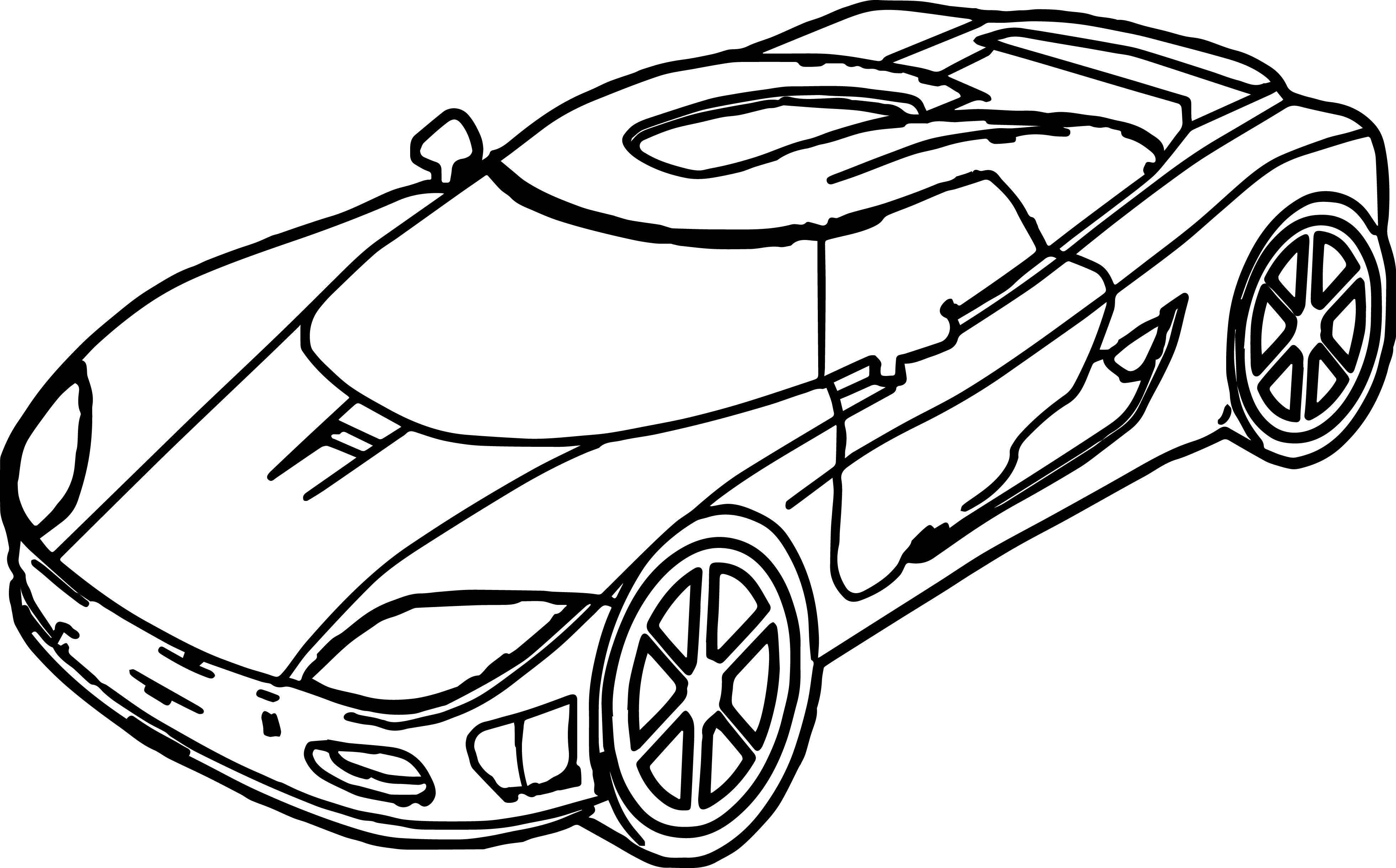 3921x2438 full size sports car coloring pages print side view muscle book