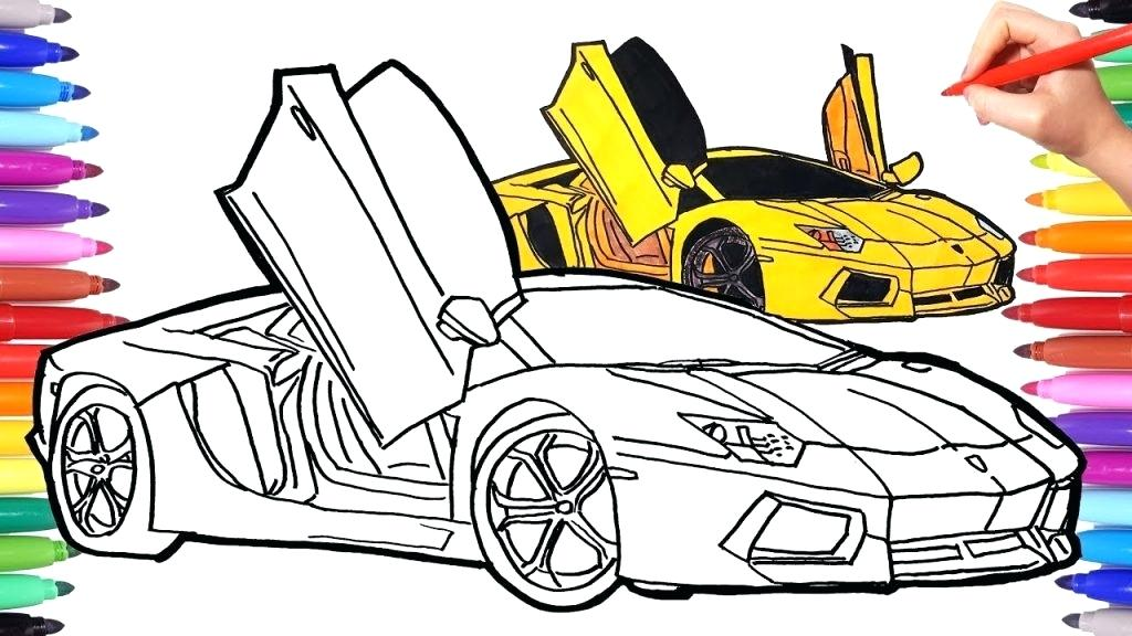 1024x576 Cars Drawing For Kids Cars Cartoon Drawings Pencil Drawing