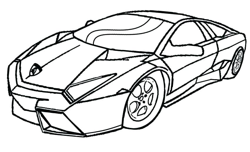 car drawing color free on clipartmag