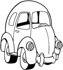 269x300 New Images Of Coloring Toy Car To Color Coloring Pages