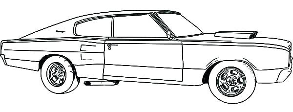 600x229 How To Draw Old Cars Old Car Drawing Easy Best Drawing Sketch