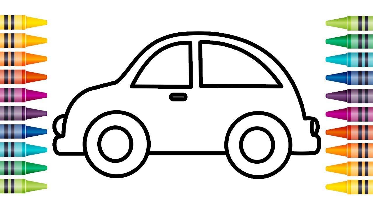 Car Drawing Easy Free Download Best Car Drawing Easy On
