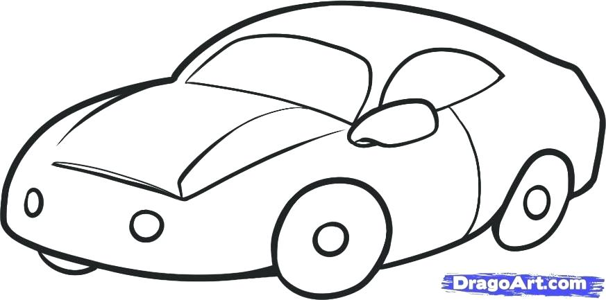 873x433 Cars Drawing For Kids Easy Drawings For Kids Step