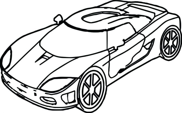 728x452 Coloring Pages For Kids Free Adults Boys Printable Hot Wheels Car