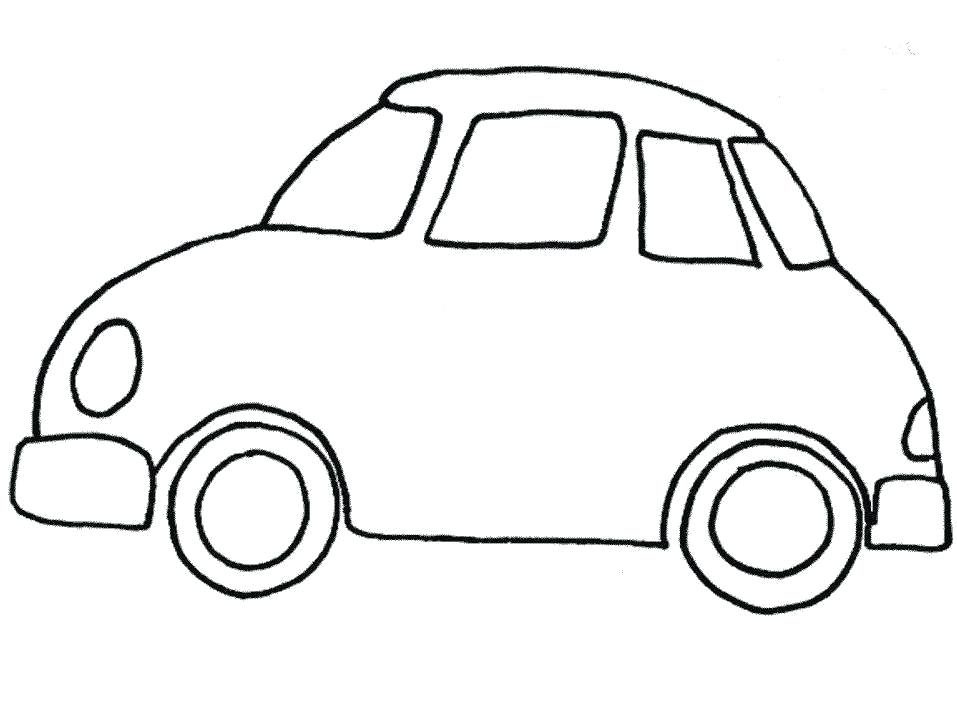 957x718 Car Colouring Pages Car Coloring Pages For Kids Car Colouring